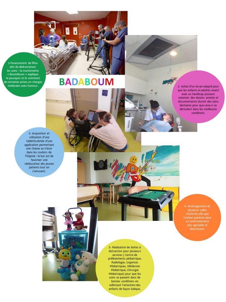 Infographie BADABOUM